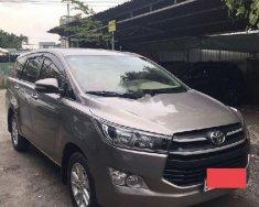 Cần bán Toyota Innova đời 2017, màu xám, số sàn  giá 640 triệu tại Tp.HCM