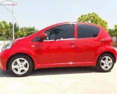 Bán Toyota Aygo 1.0AT đời 2012, màu đỏ, xe nhập giá 225 triệu tại Hà Nội