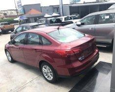 Bán Ford Focus Trend 4D năm 2019, màu đỏ, mới 100% giá 589 triệu tại Tp.HCM