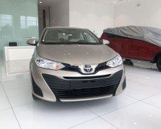 Cần bán Toyota Vios năm sản xuất 2019, màu vàng giá 470 triệu tại Tp.HCM