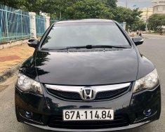 Cần bán lại xe Honda Civic sản xuất 2011, màu đen, 420 triệu giá 420 triệu tại An Giang