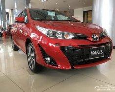 Bán Toyota Yaris đời 2019, màu đỏ, nhập khẩu giá 600 triệu tại Tp.HCM