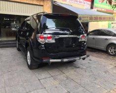 Chính chủ bán Toyota Fortuner 2012, màu đen, nhập khẩu giá 635 triệu tại Nghệ An