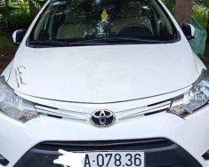 Bán Toyota Vios E năm 2018, màu trắng  giá 450 triệu tại Tp.HCM