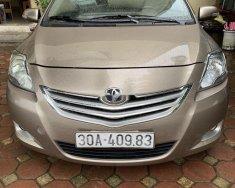 Bán Toyota Vios năm 2007, màu vàng cát, số tự động giá 318 triệu tại Thái Nguyên