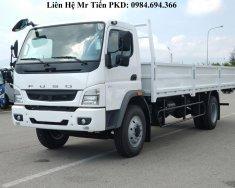 N bán xe tải Nhật Bản Mitsubishi Fuso Fi tải 7.5 tấn thùng dài 6.9m máy 170 PS đủ các loại thùng, hỗ trợ trả giá 850 triệu tại Hà Nội