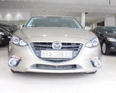 Bán Mazda 3 1.5 AT đời 2017 màu nâu vàng, trả trước chỉ từ 174tr, hotline: 0985.190491 Ngọc giá 580 triệu tại Tp.HCM