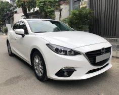 Mình bán Mazda 3 tự động 2018, màu trắng, bản full rất ít đi giá 598 triệu tại Tp.HCM