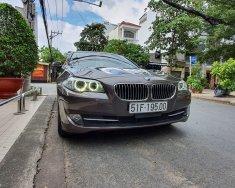 Bán xe BMW 5 Series 523i đời 2011, màu nâu, nhập khẩu nguyên chiếc, giá 830tr giá 830 triệu tại Tp.HCM