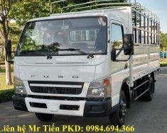 Bán xe tải nhập khẩu Mitsubishi Canter 6.5 tải 3.4 tấn, thùng dài 4.3m, hỗ trợ trả góp 80% giá 667 triệu tại Hà Nội