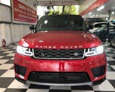 Giao ngay Range Rover Sport HSE 3.0L 2019 siêu lướt, biển HN giá 6 tỷ 150 tr tại Hà Nội