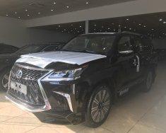 Bán Lexus LX570 Super Sport màu đen, sản xuất 2019, mới 100%, xe giao ngay giá 9 tỷ 115 tr tại Hà Nội