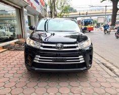 Bán xe Toyota Highlander LE 2019, màu đen, màu đỏ nhập khẩu Mỹ, LH em Hương: 0945392468 giá 2 tỷ 750 tr tại Hà Nội