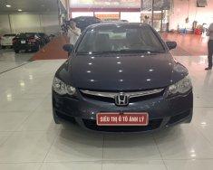 Cần bán Honda Civic 1.8MT đời 2008, màu xám (ghi), giá chỉ 295 triệu giá 295 triệu tại Phú Thọ