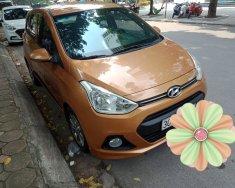 Bán xe Hyundai i10 2016, màu cam giá 350 triệu tại Hà Nội
