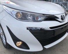 Cần bán Toyota Vios 1.5G đời 2019, màu trắng giá 570 triệu tại Hà Nội