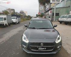 Bán xe Suzuki Swift GLX 1.2 AT đời 2019, màu xám, nhập khẩu giá 519 triệu tại Hà Nội