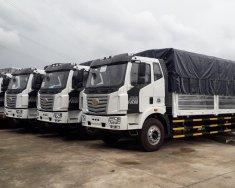 Xe Faw thùng dài 9.7m đời 2019, xe tải Faw thùng dài màu trắng giá 700 triệu tại Bình Dương