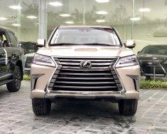 Cần bán Lexus LX 570 nhập Mỹ sản xuất 2019, đời 2020, màu vàng, nhập Mỹ, giá tốt. Lh 094.539.2468 Ms. Hương giá 9 tỷ 199 tr tại Hà Nội