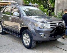 Cần bán gấp Toyota Fortuner sản xuất 2009, màu xám chính chủ giá 560 triệu tại Hà Nội