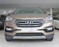 Bán xe Hyundai Santa Fe 2.5 AT 2017, trả trước chỉ từ 285tr, hotline: 0985.190491 Ngọc giá 950 triệu tại Tp.HCM