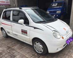 Bán ô tô Daewoo Matiz SE năm sản xuất 2007, màu trắng còn mới  giá 92 triệu tại An Giang
