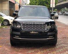 Bán LandRover Range Rover Autobiography LWB 5.0 4 chỗ sản xuất năm 2014, màu đen, xe cực đẹp giá 5 tỷ 950 tr tại Hà Nội