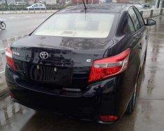 Bán Toyota Vios năm 2015, màu đen, nhập khẩu nguyên chiếc giá 435 triệu tại Thanh Hóa