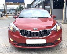 Hãng bán Kia K3 2.0 đỏ, đời 2015 form mới, biển Sài Gòn giá 526 triệu tại Tp.HCM