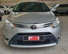 Bán Toyota Vios 1.5E CVT đời 2017, màu bạc giá 520 triệu tại Tp.HCM