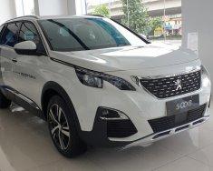 Cần bán Peugeot 5008 1.6 GAT năm 2019, màu trắng giá 1 tỷ 349 tr tại Hà Nội