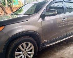 Bán Kia Sorento GAT 2.4L 4WD đời 2010, màu xám, xe nhập số tự động giá 485 triệu tại Đắk Lắk