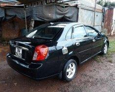 Bán Daewoo Lacetti đời 2005, màu đen, xe nhập  giá 147 triệu tại Đắk Lắk