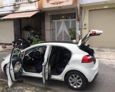 Bán ô tô Kia Rio sản xuất năm 2014, màu trắng, nhập khẩu giá 485 triệu tại Tp.HCM