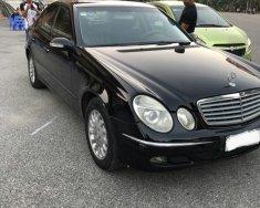 Bán xe Mercedes E200 SX 2007, nhập khẩu màu đen giá 439 triệu tại Tp.HCM