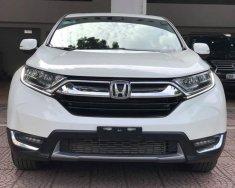 Bán Honda CRV L 1.5 Tubor màu trắng, sản xuất năm 2019, nhập khẩu Thái Lan giá 1 tỷ 95 tr tại Hà Nội