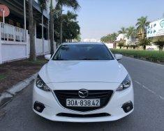 Bán ô tô Mazda 3 Sedan 1.5L đời 2015, màu trắng giá 542 triệu tại Hà Nội