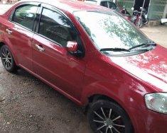 Cần bán lại xe Daewoo Gentra sản xuất năm 2009, màu đỏ, giá tốt giá 160 triệu tại Hà Nội