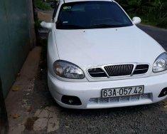 Bán ô tô Daewoo Lanos 2000, màu trắng, nhập khẩu giá 60 triệu tại Tiền Giang