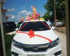 Cần bán xe Honda City đời 2017, màu trắng, xe nhập chính chủ giá 650 triệu tại Hà Nội
