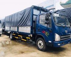 Bán gấp xe tải FAW 7,3 tấn mới 100%, xe ga cơ, 120tr nhận xe ngay giá 560 triệu tại Đồng Nai
