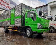 Bán xe tải Isuzu thùng kín giá rẻ, hỗ trợ trả góp ngân hàng giá 545 triệu tại Tp.HCM