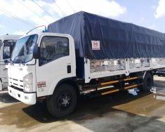 Bán thanh lý xe tải Isuzu 8T2 ga cơ mới 100%, chỉ cần 150tr có xe ngay giá 760 triệu tại Đồng Nai