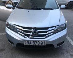 Cần bán Honda City năm 2013, màu bạc chính chủ giá 410 triệu tại Hà Nội