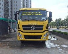 bán trả góp xe tải Dongfeng Hoàng Huy 4 chân 2019, máy Cummins 315HP giá 1 tỷ 480 tr tại Tp.HCM
