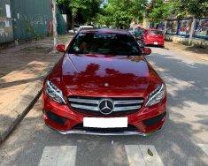 Cần bán Mercedes C300 2018, màu đỏ giá 1 tỷ 658 tr tại Tp.HCM