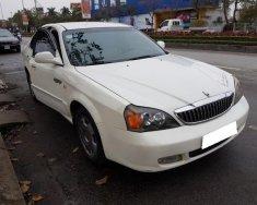 Cần bán lại xe Daewoo Magnus đời 2004, màu trắng, số tự động giá 135 triệu tại Tp.HCM