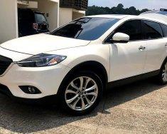 Cần bán xe Mazda CX 9 2013, màu trắng giá 1 tỷ 150 tr tại Tp.HCM