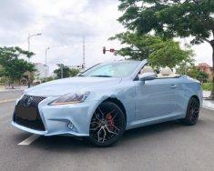 Bán Lexus IS 250C sản xuất 2009, màu xanh lam, xe nhập xe gia đình giá 1 tỷ 300 tr tại Bình Thuận