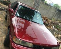 Bán Toyota Camry đời 1990, màu đỏ, nhập khẩu nguyên chiếc  giá 115 triệu tại BR-Vũng Tàu